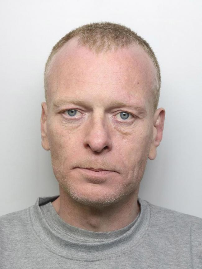 Paul Crossley, 47, of Leyton, pictured, is due to be sentenced today. Photo: British Transport Police