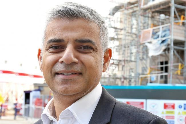 Sadiq Khan said Boris Johnson's record as Mayor of London is a cause for concern
