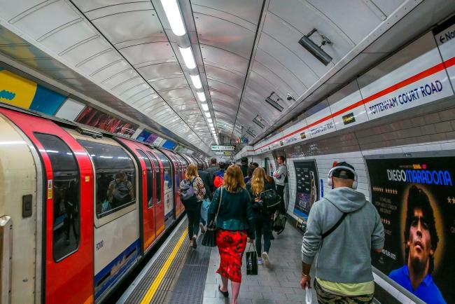 More than 250 million passengers use the Victoria line every year.