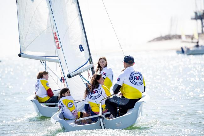 Fishers Green Sailing Club in Waltham Abbey will host a Try Sailing event later this month.