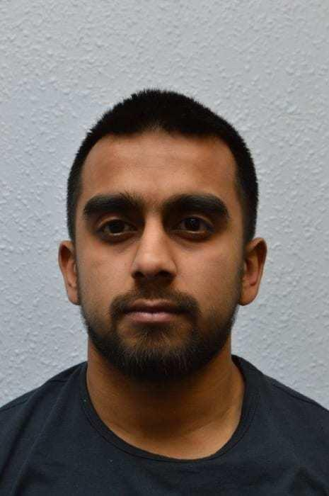 Mohammed Yamin, from east London, pleaded guilty to terrorism offences