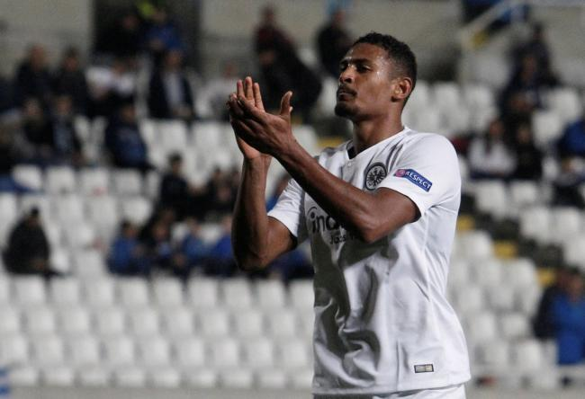 Sebastian Haller has completed his move to the London Stadium. Picture: Action Images