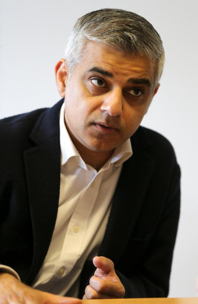 Sadiq Khan recently froze TfL pay as you go fares for another year.
