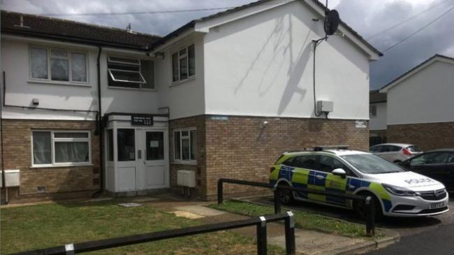 Two people from Canvey Island were found dead on Tuesday, July 31