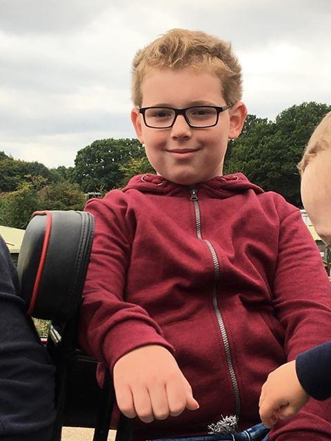 Ten-year-old Tom Linton set up Tom's Transfers last summer to help people preserve their treasured memories caught on camera
