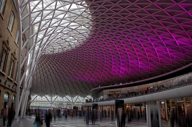 Kings Cross Station. Photo: Pixabay