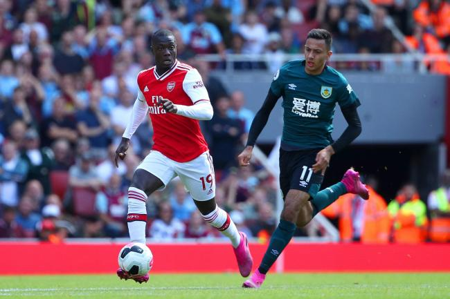 Nicolas Pepe, left, is one of several exciting signings for Arsenal this summer