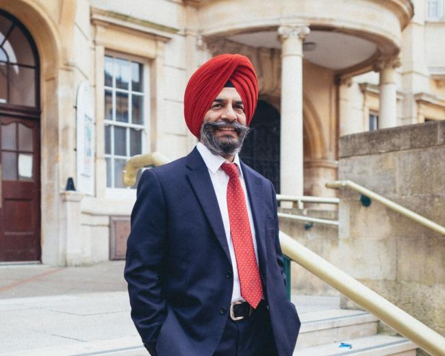 Cllr Athwal had his nominations confirmed this week