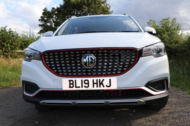 Road test of the MG ZS 1.5 VTi-tech Limited Edition