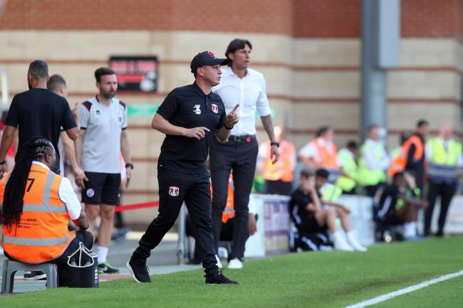 Leyton Orient were brushed aside by Swindon Town in League Two. Picture: Simon O'Connor
