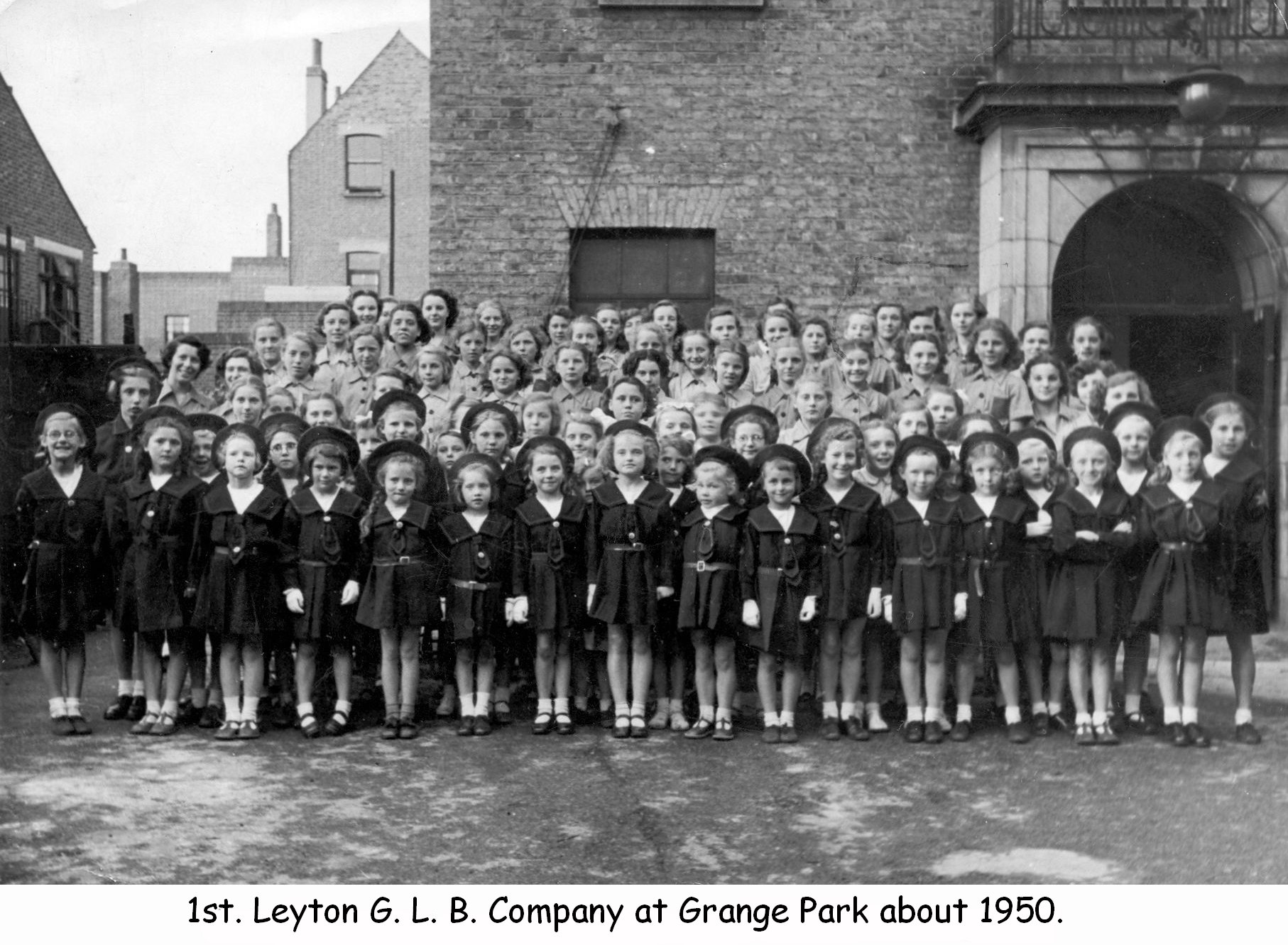 Celebrating 100 Years of 1st Leyton Girls Brigade
