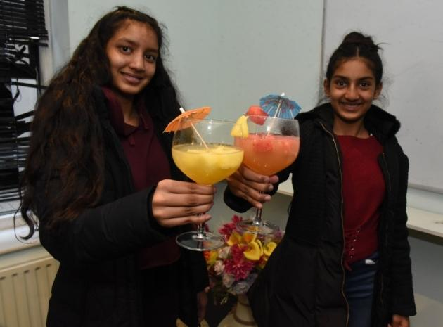 Redbrisge Youth Councillor Hannah Chowdhry held a soft launch for Sparkz in Ilford last weekend