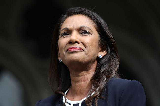 Campaigner Gina Miller, who said she was 'very disappointed with the judgment'
