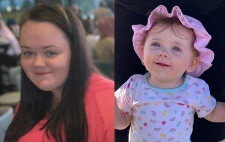 Christina Chapman and her daugher Alivia are both missing. Credit: Met Police