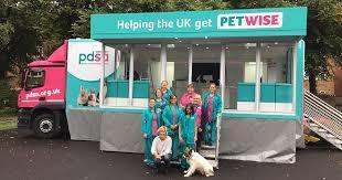 The new £250K PDSA PetWise Unit will be making a visit to Chigwell petowners
