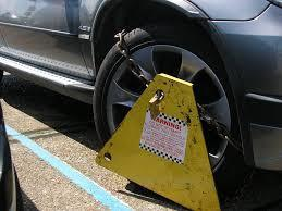 Over 1,000 car clamping incidents were recorded in Ilford