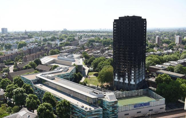 Seventy-two people died when fire spread rapidly through ACM cladding on Grenfell Tower.