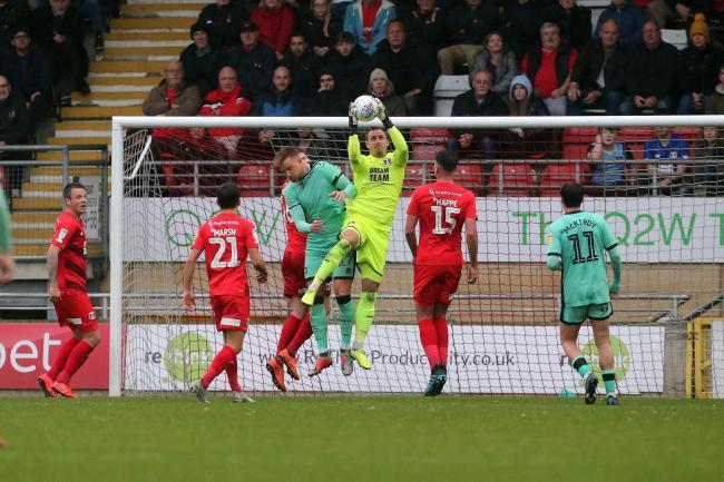 Dean Brill reached 100 appearances for Leyton Orient at the weekend. Picture: Simon O'Connor