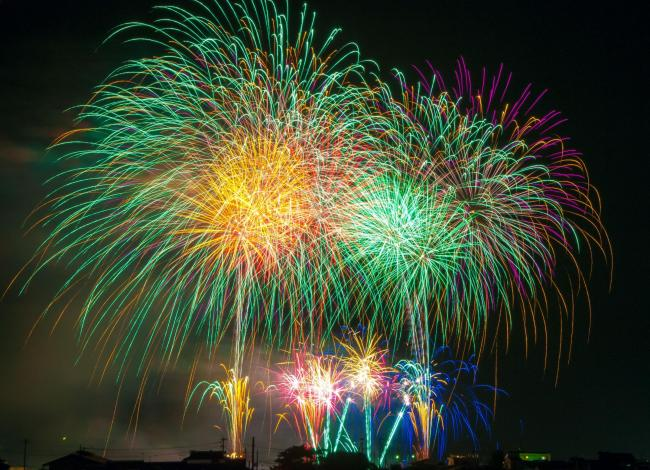 Reader Jack Barnard thinks it would be better to donate money from fireworks to charity. Photo: Pixabay