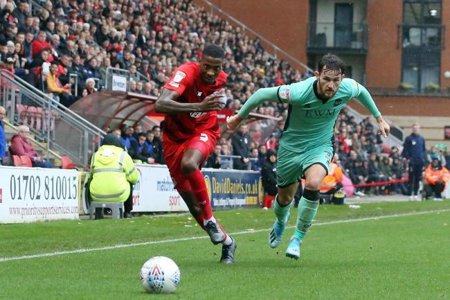 Leyton Orient were beaten at home by Scunthorpe United. Picture: Simon O'Connor