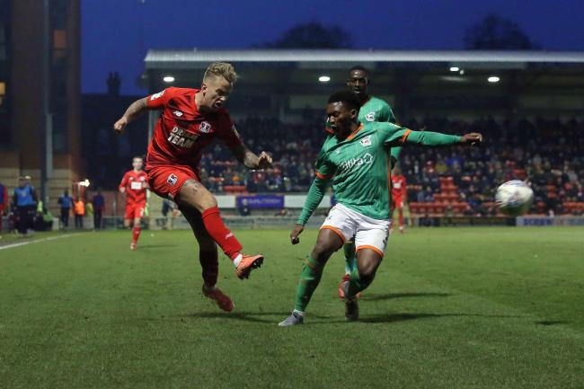 Leyton Orient were beaten at home by Forest Green Rovers. Picture: Simon O'Connor