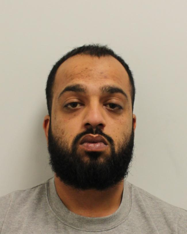 Riyaz Adam, 25, from Leytonstone, will be sentenced at the Old Bailey on Wednesday, December 4