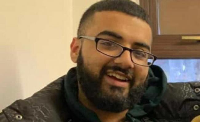 Mohammed Usman Mirza, 19, was stabbed to death at Ful,well Avenue, Ilford, on Friday, November 22