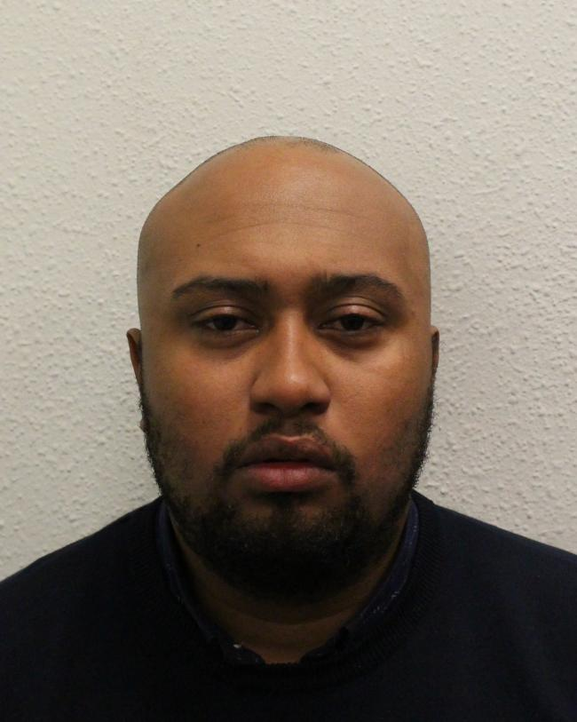 Jonathan Graden, 30, from Hackney was found guilty rape in 2018 and in 2011