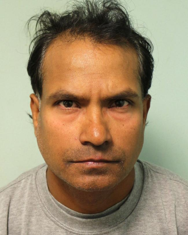 Ramanodge Unmathallegadoo, 51, was sentenced to life inprisonment for murdering his ex-wife with a crossbow in Ilford on November 12, 2018
