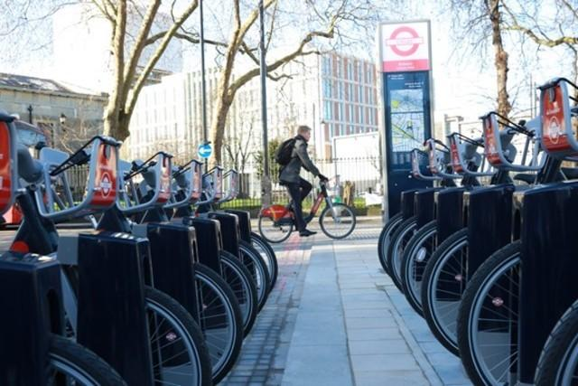 More than 100 new bikes are coming to the capital (Photo: TfL)