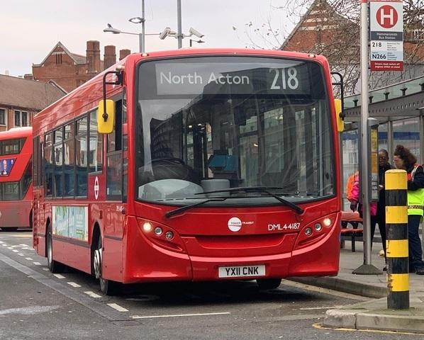 Bus use has fallen by 200 million journeys in the last five years (Photo: TfL).