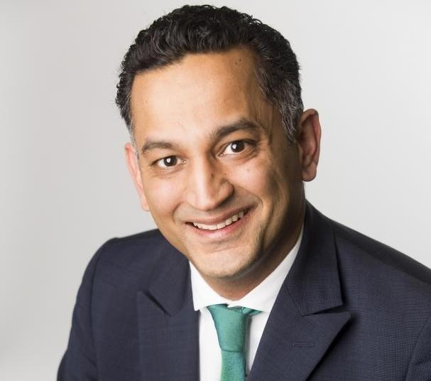 Gagan Mohindra, your new South West Herts MP. Photo: UGC