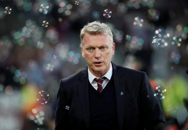 David Moyes was previously successful in keeping West Ham in the Premier League. Picture: Action Images