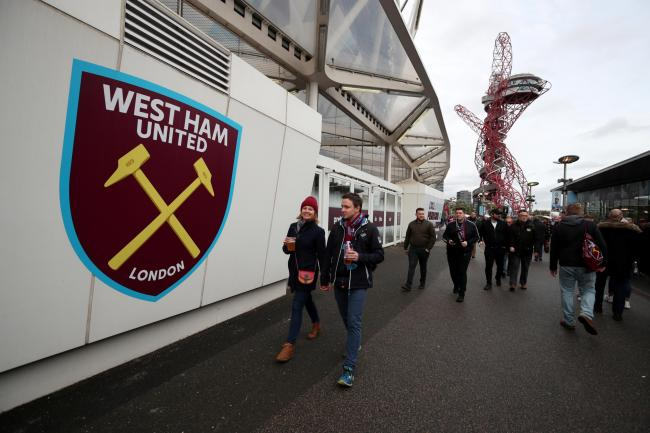 West Ham director of football Mario Husillos has left the club along with four members of the coaching staff. Picture: Action Images