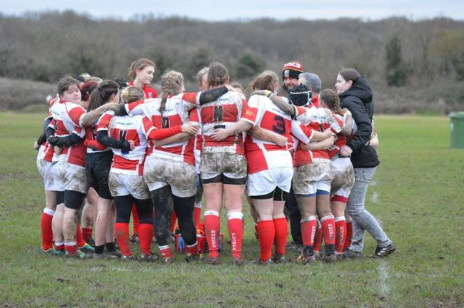 Epping Upper Clapton recorded their first win as a team against Dartford Valley Roses.