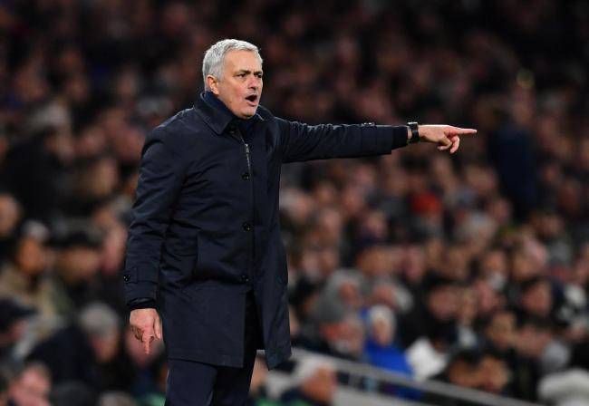 'I have an amazing job': Jose Mourinho. Picture: Action Images
