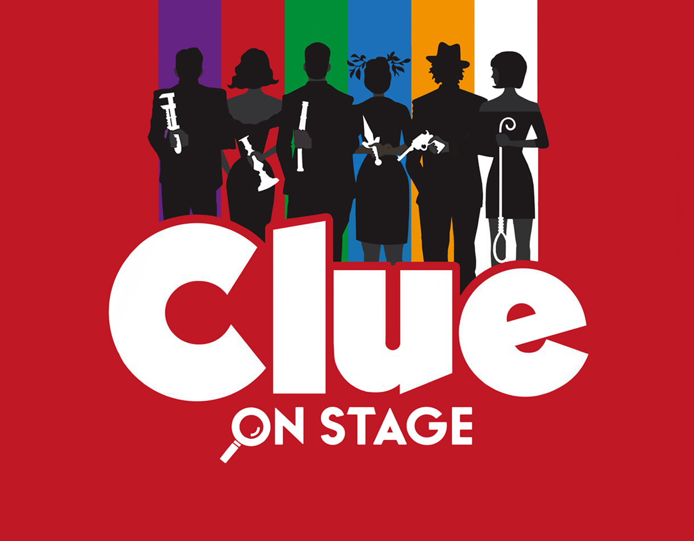 Clue - The Whodunnit Comedy