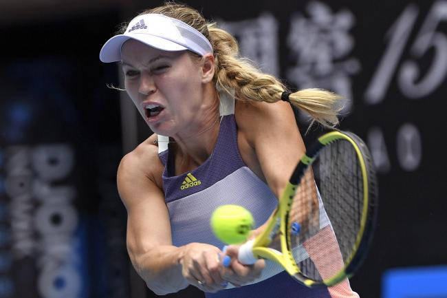 Caroline Wozniacki's career came to an end with a third-round defeat