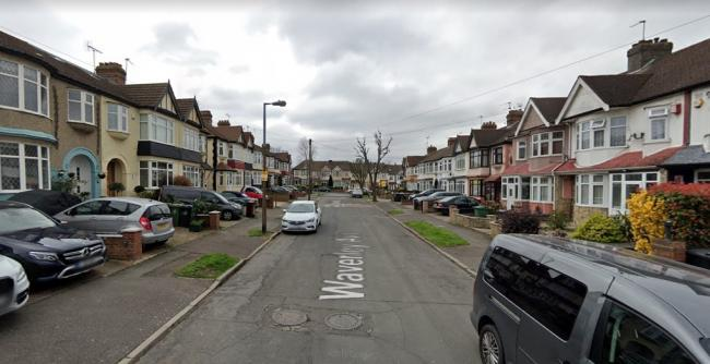 Waverley Avenue, Chingford. Photo: Google Maps