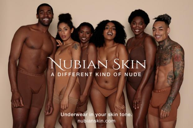 East London and West Essex Guardian Series: The ad campaign was praised for showing diverse body types and ages (Photo: GLA).