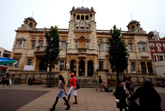 Ilford Town Hall. Photo: Ken Mears