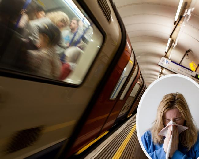 TfL bosses have called on the Government for financial support (Photos: Pixabay).