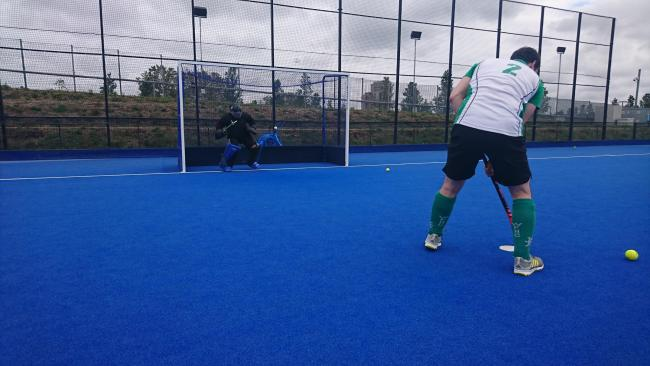 Waltham Forest overcame Letchworth in the Mens' East Premier B.