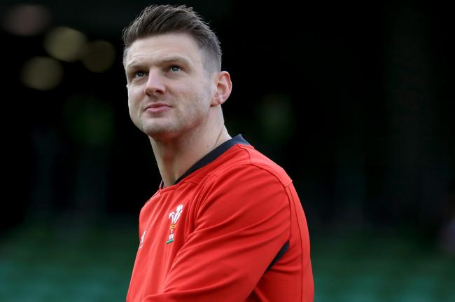 Wales outside-half Dan Biggar suffered a third head injury of the season against Ireland on Saturday