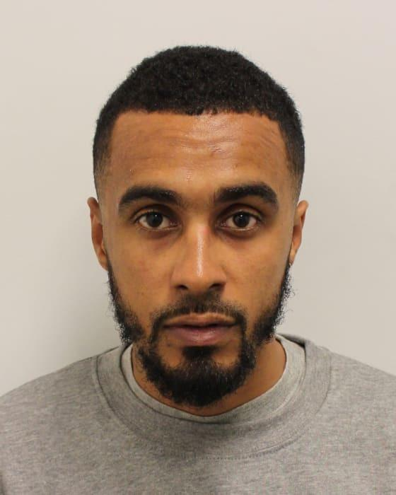 Reece Burton, of no fixed address, travelled to Birch Road, Leytonstone, where a man was shot twice on Monday, June 17, 2019