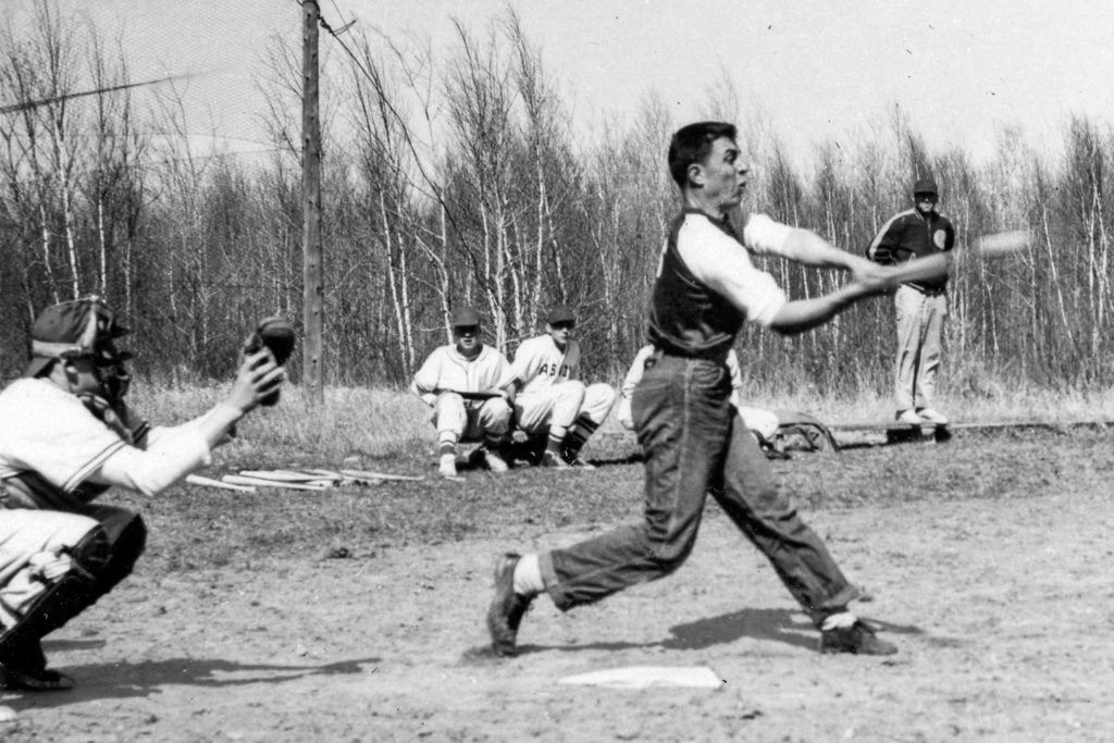 VE DAY SOFT BALL GAME