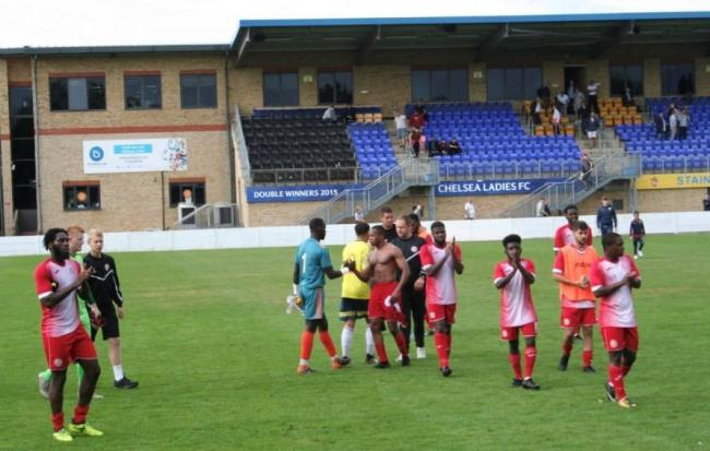 Harlow Town were thrashed by Bracknell Town at the weekend.