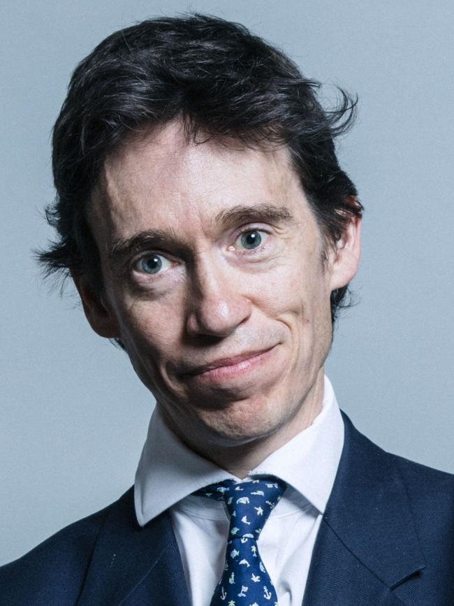 Rory Stewart says the Government has made a