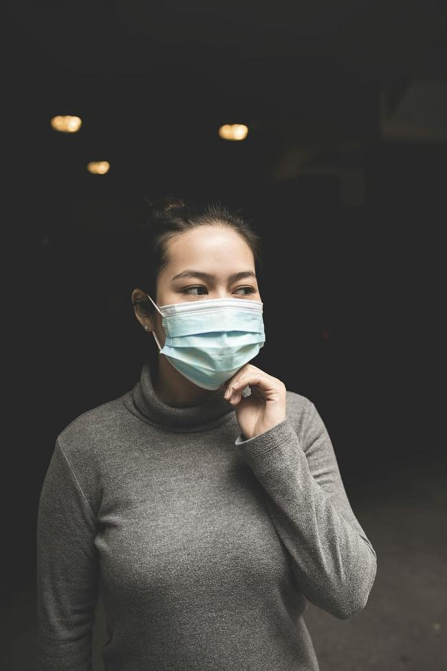 Judith Freeman believes the Government should provide hand sanitisers and face masks free of charge. Photo: Piqsels