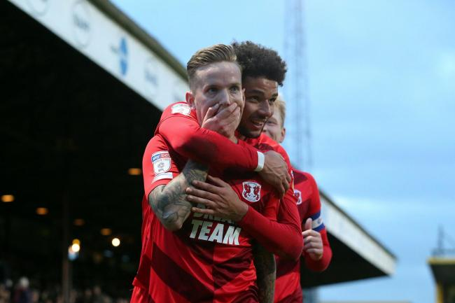 Leyton Orient fans have voted Jordan Maguire-Drew as the club's player of the season so far. Picture: Simon O'Connor